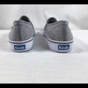 Keds Shoes - Gray Slip On Keds